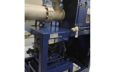 Entex Extruder WL 150